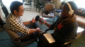 Ann Kane interviews Steven Ono, Japanese Brazilian middle school counselor in Seattle. October 21, 2014