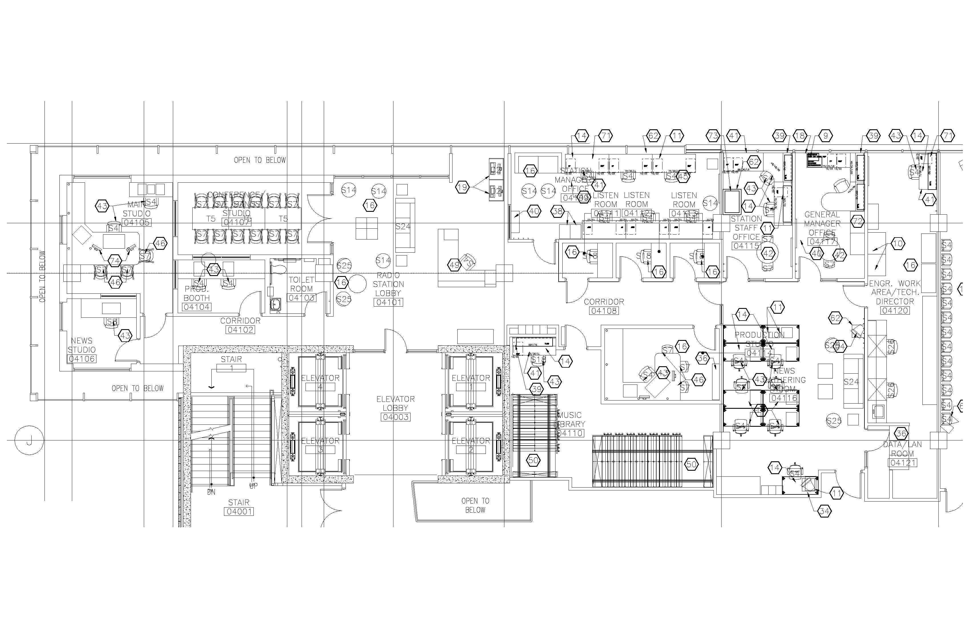 WSUM Floor Plan